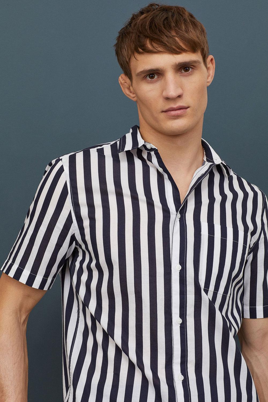 H&M košulja na pruge ljeto 2020