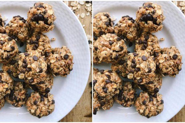 Zdrave kuglice od kikiriki maslaca odličan su izbor za doručak ili snack