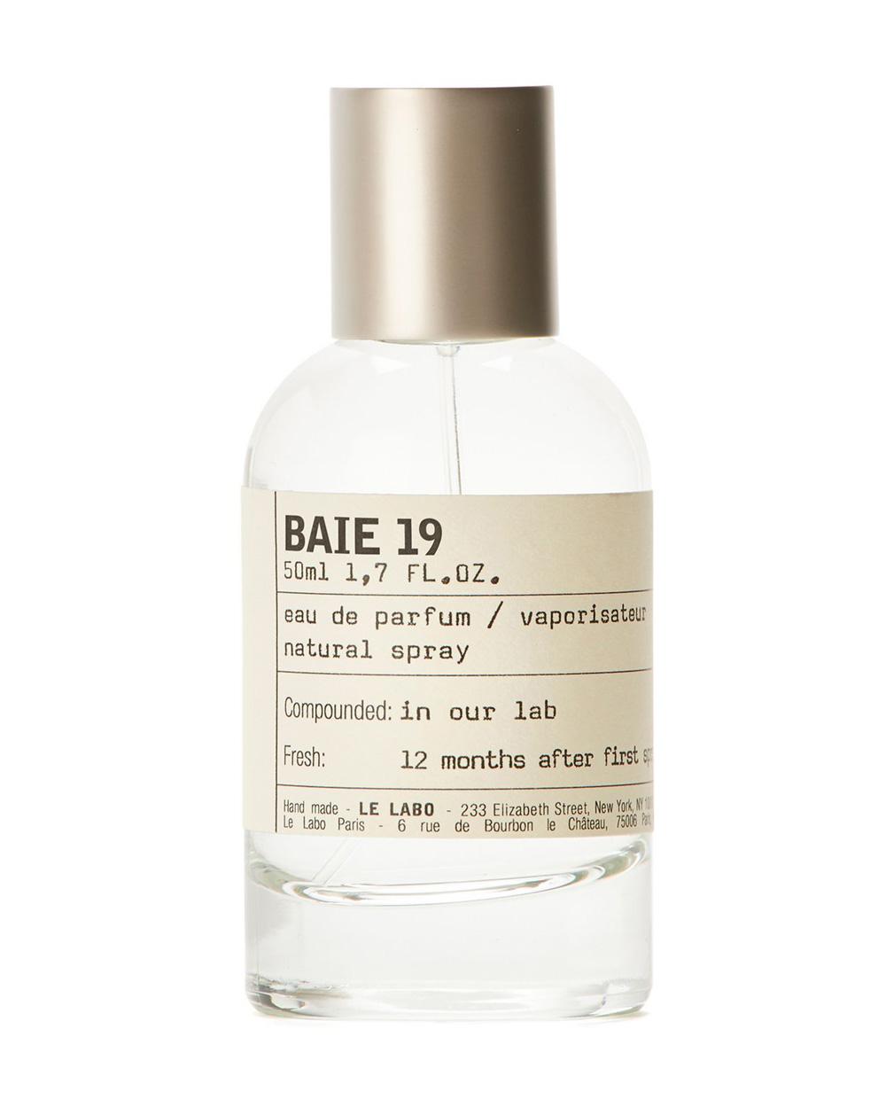Le Labo Baie 19 uniseks parfem