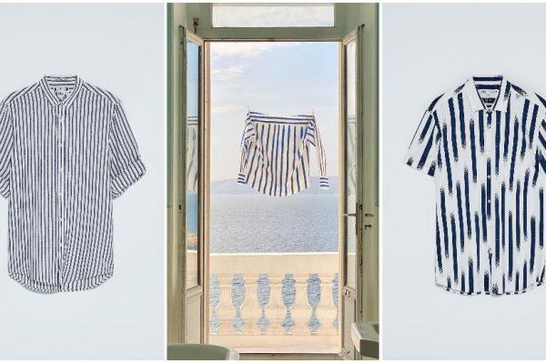Journal Man: Košulje na plavo-bijele pruge koje ćete nositi ovog ljeta