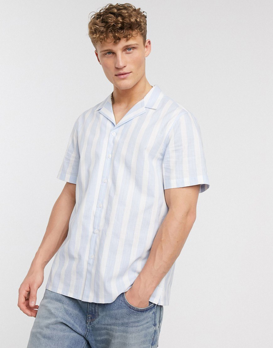 New Look košulja na pruge ljeto 2020