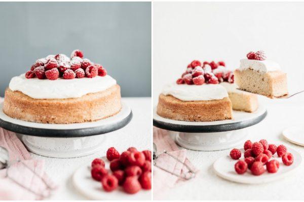 Hungry Mile: Proljetna torta s malinama je savršeni vikend desert