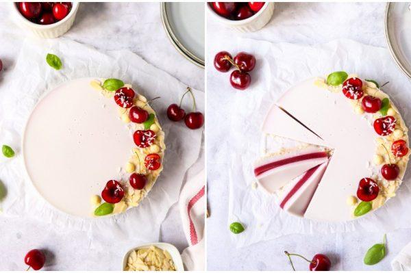 Foodoris: Osvojit će vas ova panna cotta torta s trešnjama u veganskoj verziji