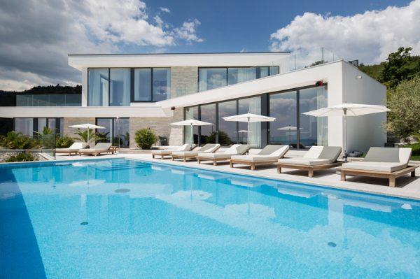 Luksuzna vila na Kvarneru s bazenom i pogledom koji ostavlja bez daha