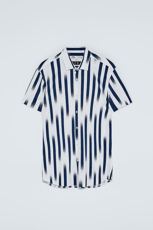 Zara košulja na pruge ljeto 2020 4
