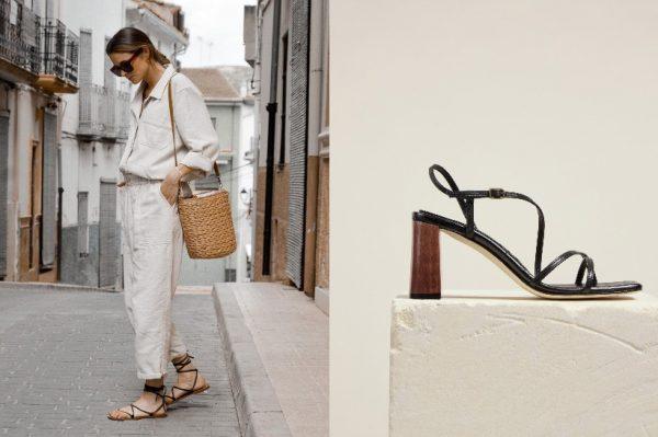 Crne sandale u 40 trendi modela za ljetnu sezonu