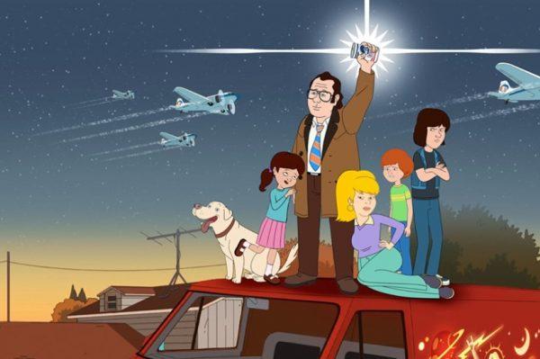 Pogledali smo četvrtu sezonu serije F is for Family