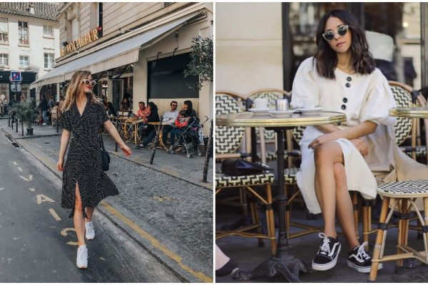 Haljina i tenisice su savršena ljetna kombinacija – pronašli smo najbolje modele sezone