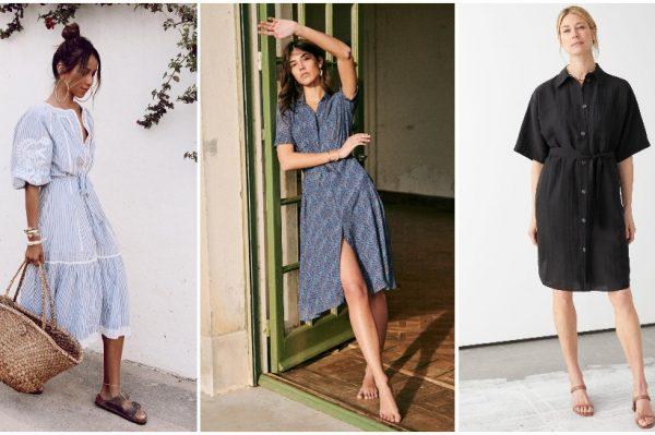 Za ležerni, poslovni i večernji look – košulja-haljine i ove sezone nosimo uvijek i svugdje