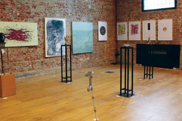 U Laubi se održava veliki Boutique Art Fair na kojem možete odabrati divne umjetnine za sebe
