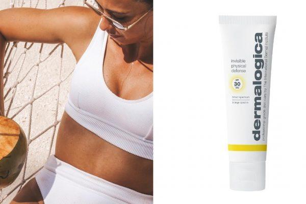 Mineralna zaštita od sunca idealna je za osjetljivu kožu
