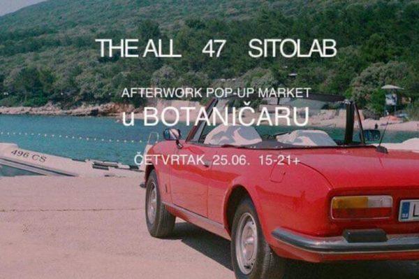 Dođite u Botaničar na afterwork pop-up party uz najbolje hrvatske dizajnerice