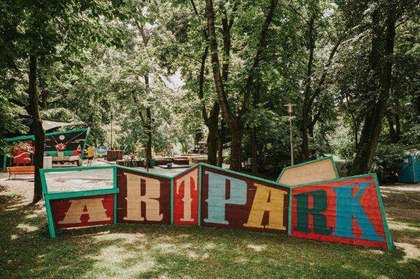 Art park 2020: Boris i Tina su kreativci zaslužni za pofriškavanje zagrebačkih zidova i parkova