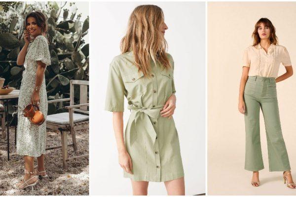 Sve nijanse zelene boje koje obožavamo nositi ovog ljeta