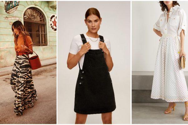 5 top modela suknji za ljetne dane u gradu i na moru