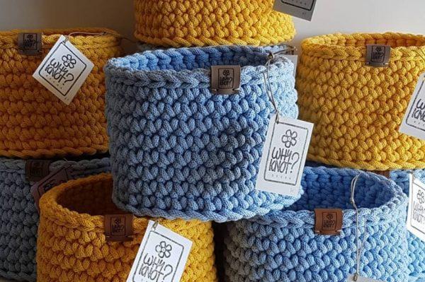 Why knot: preslatki tradicionalno ručno izrađeni predmeti od pamučnih materijala