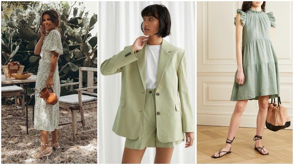 Mint, kadulja i limeta – tri nijanse zelene boje koje ćemo obožavati ovog ljeta