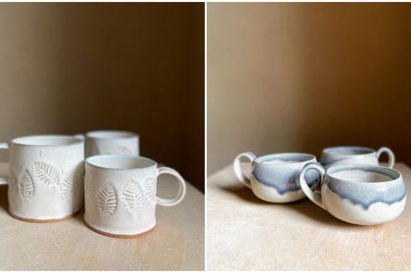 Iz ovih posebnih keramičkih šalica s guštom ćete piti prvu jutarnju kavu