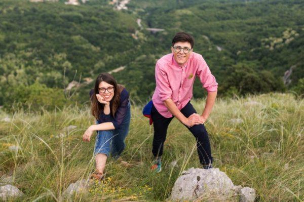 Upoznajte Ines i Dragana, kreativni duo iza veselih postera s motivima hrvatskih gradova