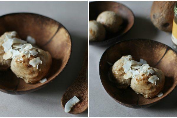 Culinary Postcards: Sladoled od banane i karamele – iz blendera