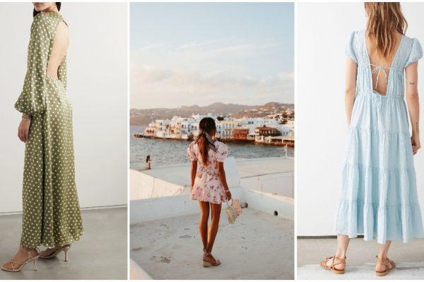 20 haljina koje najbolje izgledaju – s leđa!