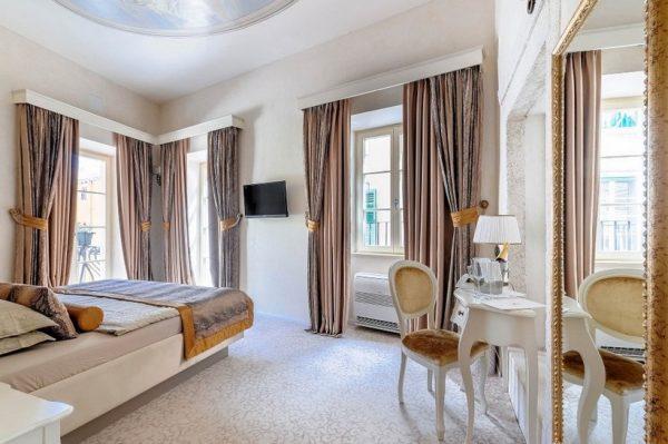 Heritage hotel smješten u palači iz 15. stoljeća oduševljava na prvi pogled