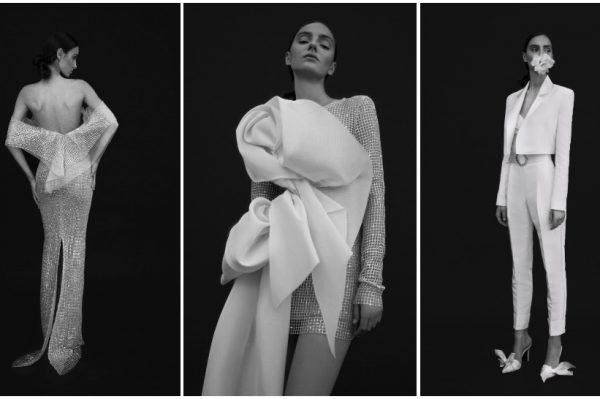 Divna Ines Atelier kolekcija vjenčanica donosi moderni pomak u raskošnim modelima