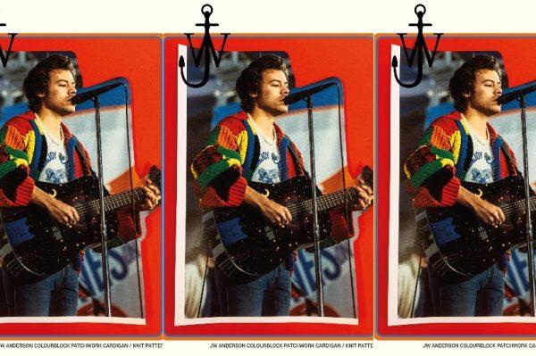 Ispletite sami dizajnerski kardigan koji je nosio Harry Styles