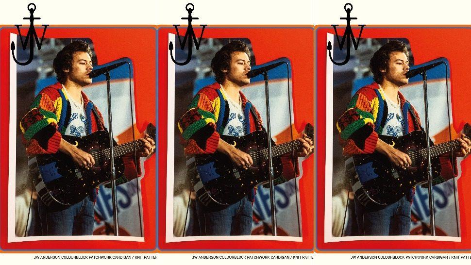 Journal Man: Ispletite sami dizajnerski kardigan koji je nosio Harry Styles