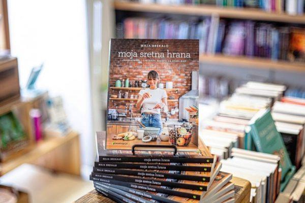 Knjiga tjedna: Zaljubili smo se u divnu kuharicu s brzim i laganim receptima