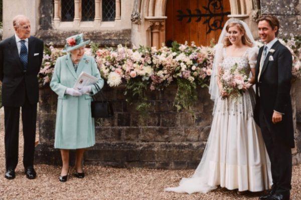 Održano je malo kraljevsko vjenčanje britanske princeze Beatrice