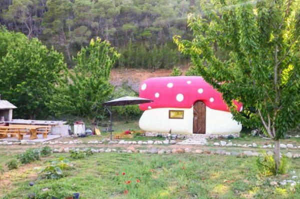 Koliko je ovo slatko? Hrvatska je dobila prvu kućicu za odmor u obliku gljive