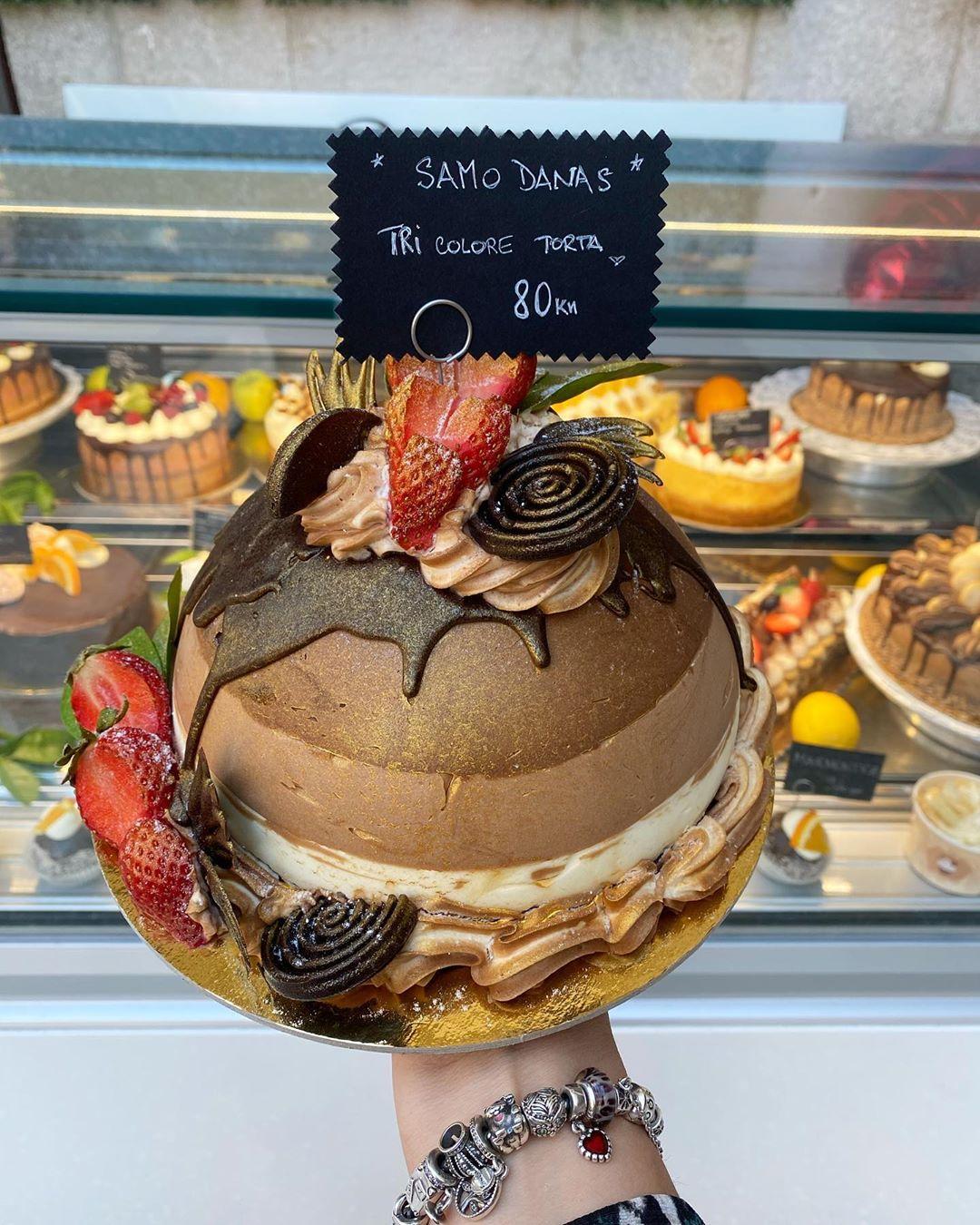 Luka ice cream & cakes slovi za jednu od najboljih slastičarnica u Splitu pa ako ste ovih dana u gradu pod Marjanom, svakako ju posjetite.