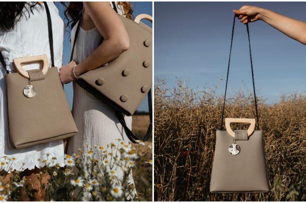 Upoznajte slavonski brend torbi sa stiliziranim motivima Šokice i Šokca