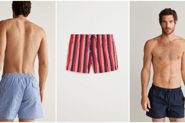 Journal Man: Mango kupaće hlače za ljeto 2020.