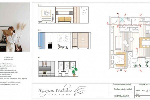 Ostvarite svoje snove i postanite stilist interijera u školi Dizajna Mirjane Mikulec