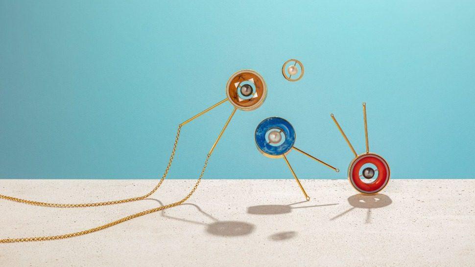 Biseri kao lajtmotiv nove kolekcije nakita Nenada Sovilja