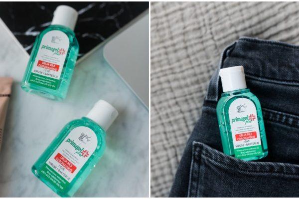 Primagel plus – dezinfekcija koju vaše ruke trebaju
