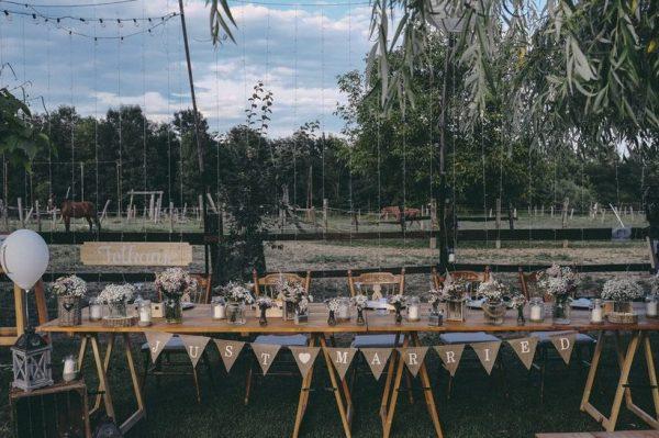 Imanje nadomak Zagreba za savršeno vjenčanje na otvorenom
