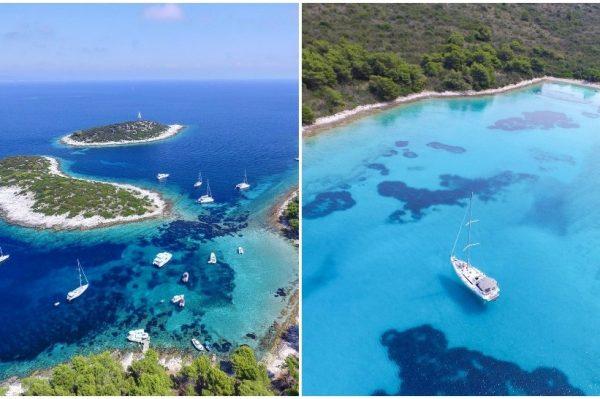 Ovog se ljeta definitivno idemo kupati na mali otočić u lastovskom arhipelagu
