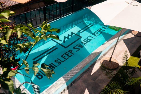 Cool bazen Swanky Mint Hostela od ovog je ljeta dostupan i za nas