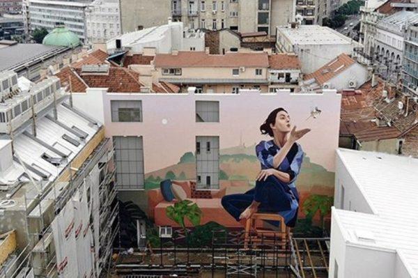 Pogledajte predivan mural street art umjetnika Arteza