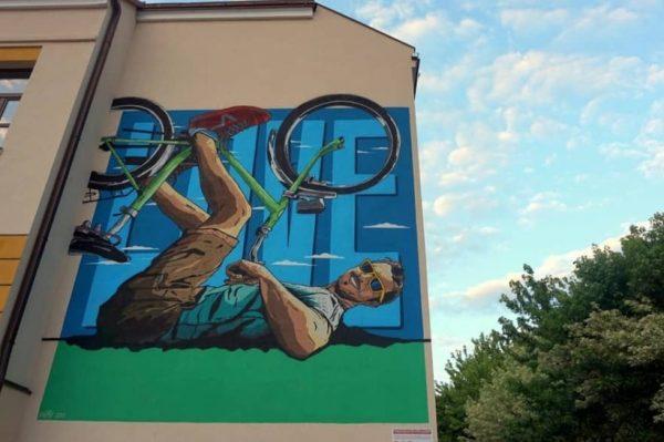 Novim muralom u Đakovu odana je počast tragično preminulom Ivanu Paviću
