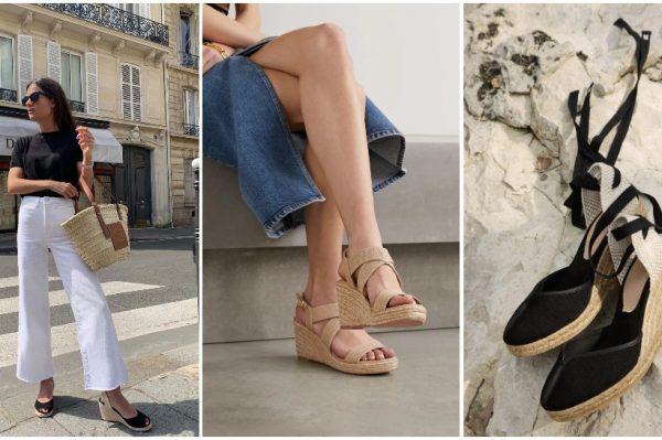 Espadrile s punom petom- savršene cipele za ljeto u gradu