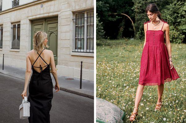 Lagane ljetne haljine s tankim naramenicama su sve što želimo nositi ovih dana