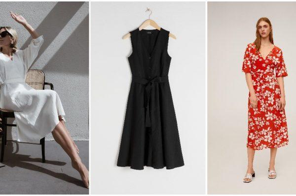 Lagane i elegantne haljine za posao koje možete pronaći na ljetnom sniženju