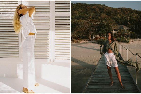 Jednostavan look koji je osvojio Instagram, a stvoren je za visoke temperature