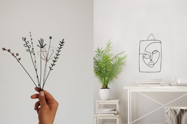 Upoznajte Enu Mašić – kreativku koja izrađuje predivne predmete od žice