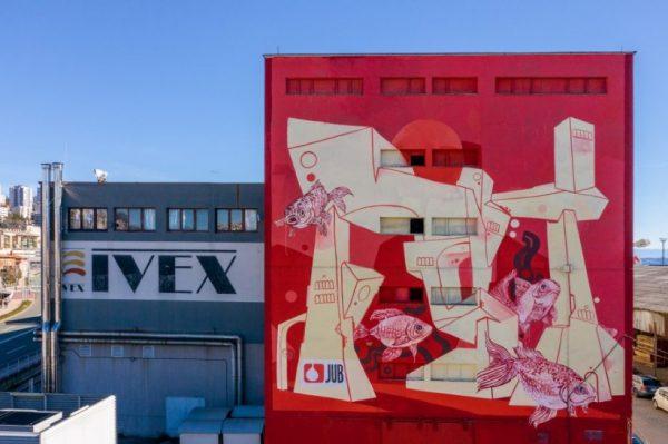 Rijeka murala 2020: Razgovarali smo sa svestranim riječkim umjetnikom Vladimirom Tomićem Moskom
