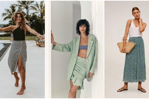Trendi suknje koje ćemo ovog ljeta nositi na badiće